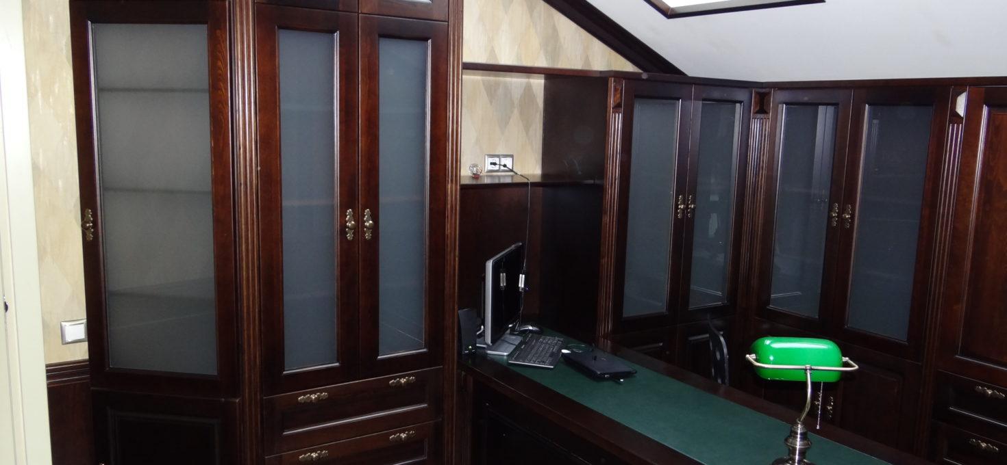 Как появляются любимые кабинеты