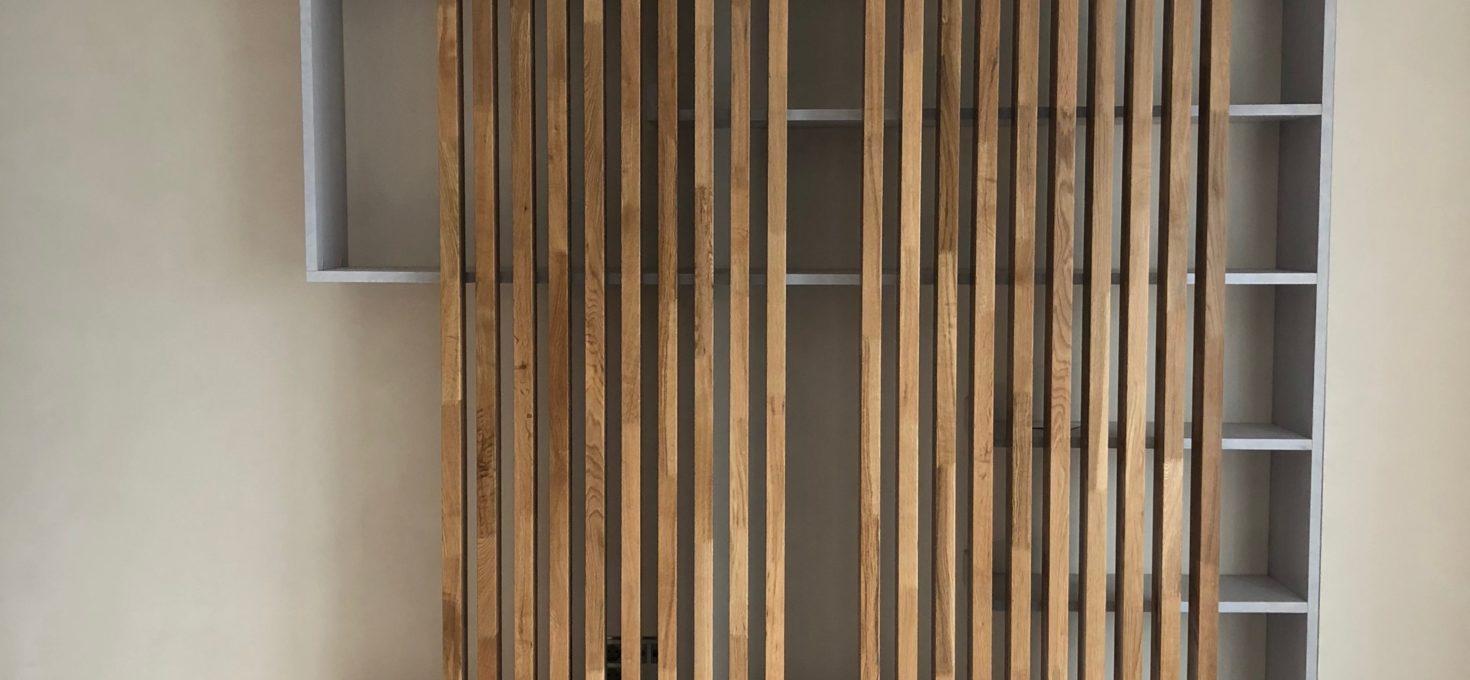 Интерьеры из массива дерева на заказ